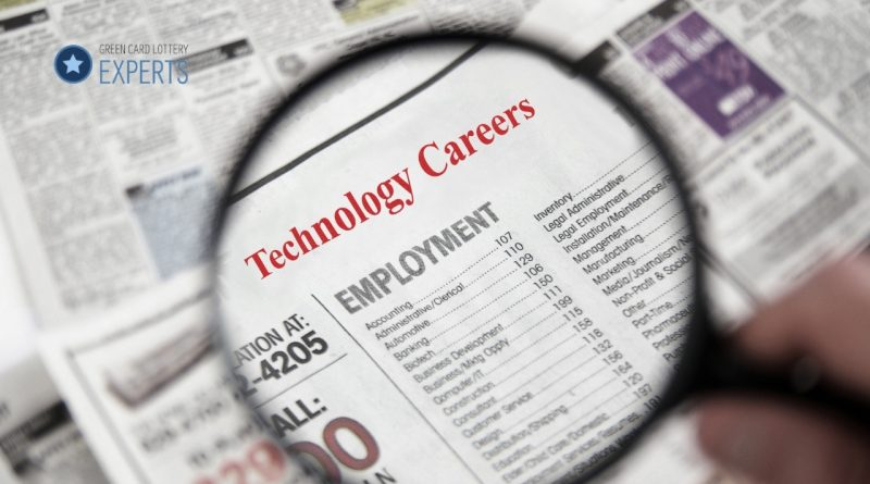 Green Card Lottery Experts - Tech Jobs